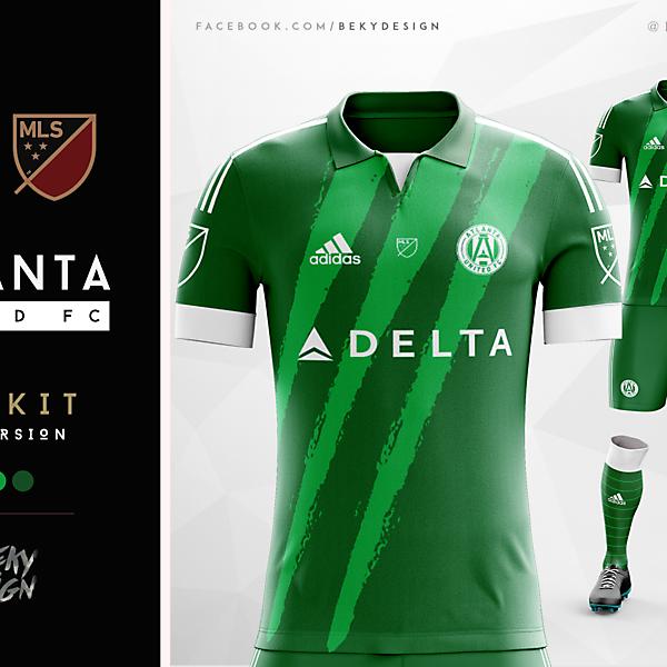 Atlanta United FC (MLS) 2017 Football Kit Competition (CLOSED)
