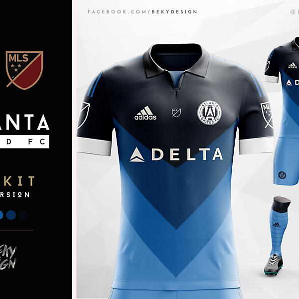 Atlanta United - GK V2.1 (Home)