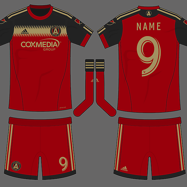 Atlanta United Away