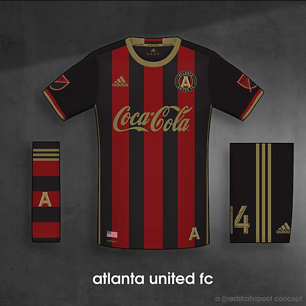 Atlanta United FC - Home Uniform