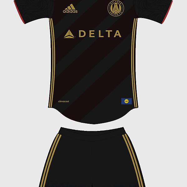Atlanta United FC Home Kit 1