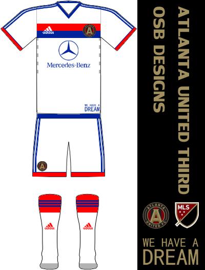 Atlanta United FC Third Kit