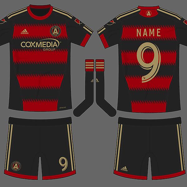 Atlanta United Home Kit