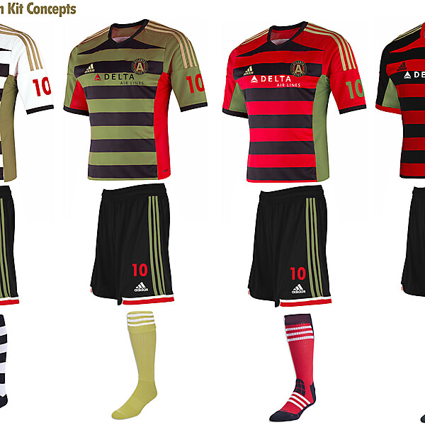 Full stripes options