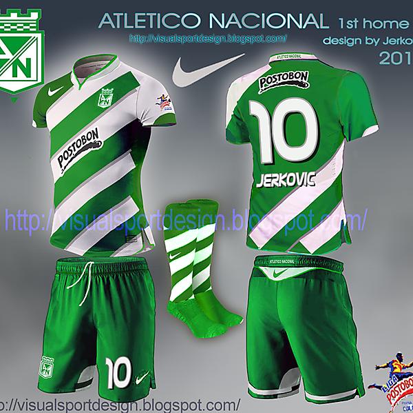 atletico nacional home
