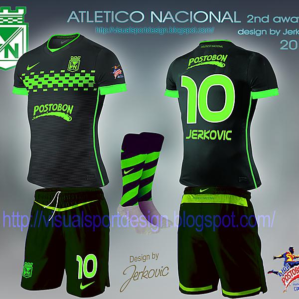 atletico nacional away