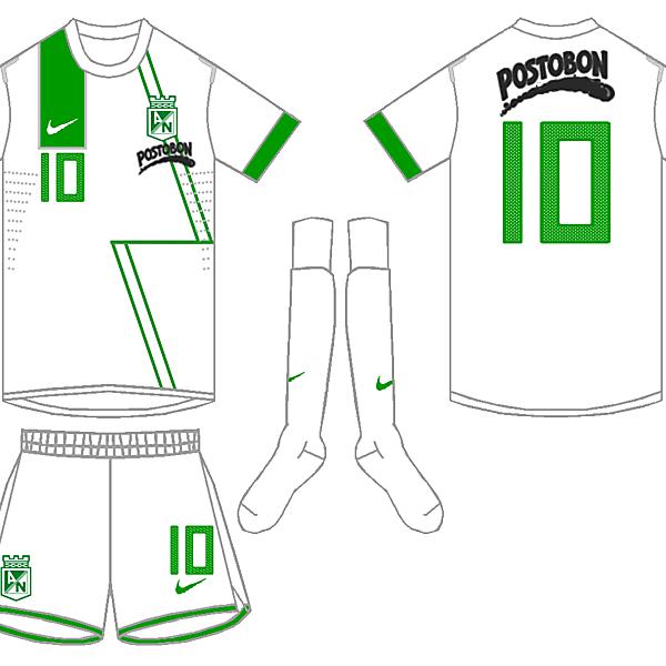 Atlético Nacional (COL) kit competition (CLOSED)