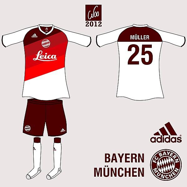 Bayern München Adidas Fantasy Away