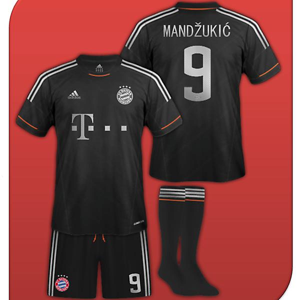 Bayern Munich Kits