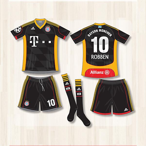 FC Bayern Champions League 2013-14 (Third)