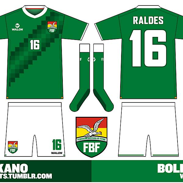 Bolivia Home Kit