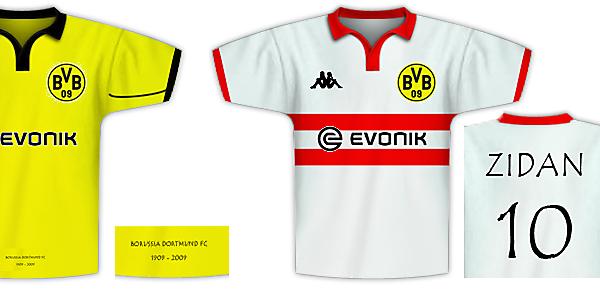 Borussia Dortmund Kits