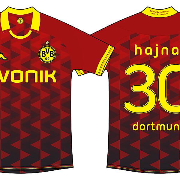 Dortmund - Away