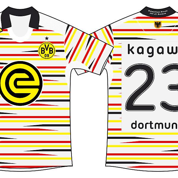 Dortmund - Away 1