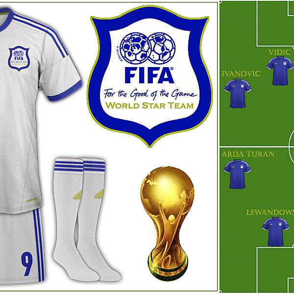 FIFA Team Away