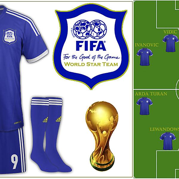 FIFA Team Home