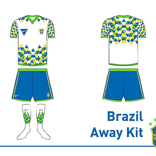 away brazil