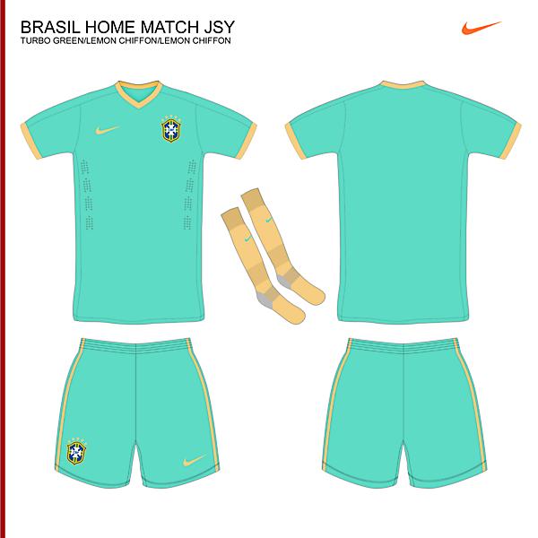 Brazil home shirt - 2015 Copa America