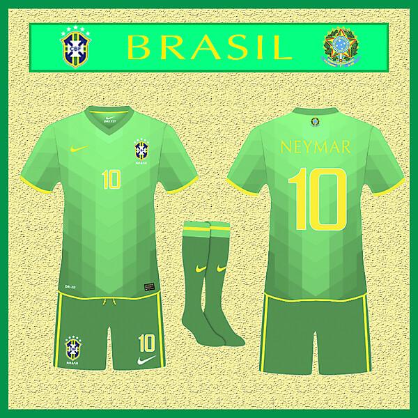 BRAZIL verdeamarelha Home Kit