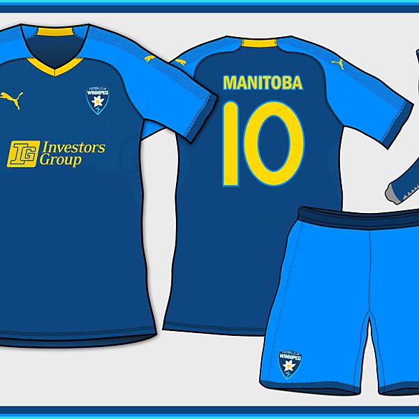 FC Winnipeg Kit