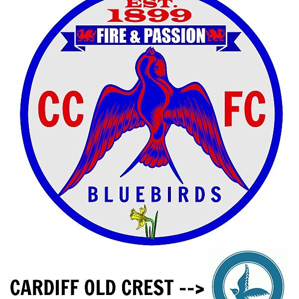 Cardiff City New Crest Idea