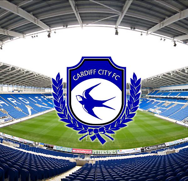 New Cardiff City Crest