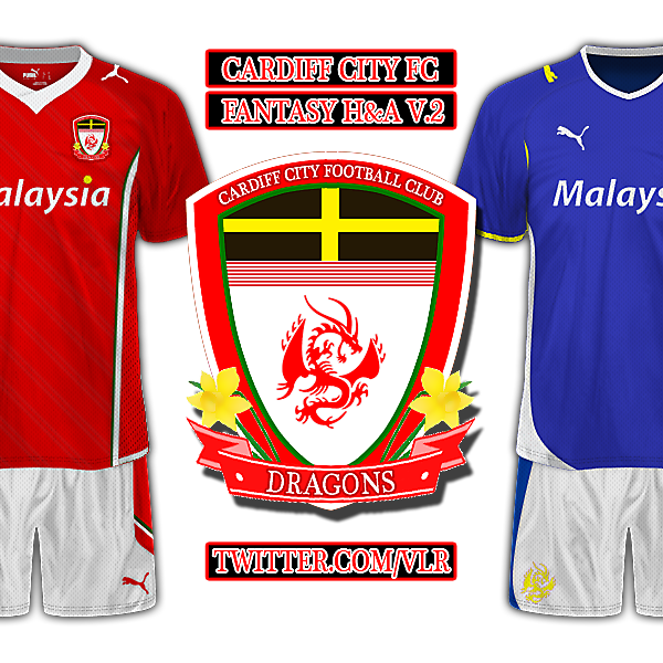 Cardiff City Rebranding Competition (closed)