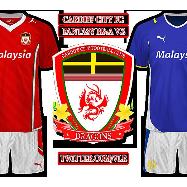 Cardiff City Rebranded.