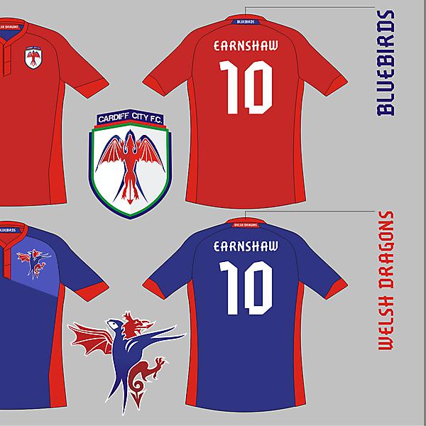 Cardiff City FC version 01