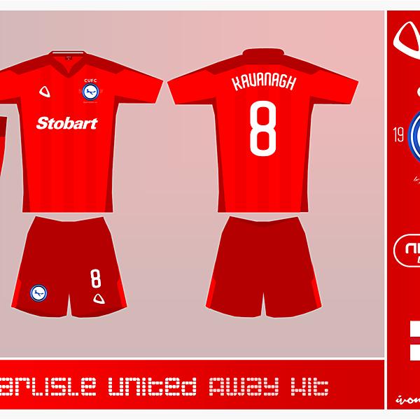 Carlisle United Kit Competition (closed)