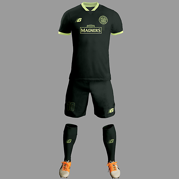 Celtic 15-15 Away / New Balance