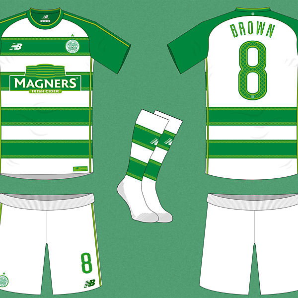Celtic 2015-16 New Balance Football Kit Competition (closed)