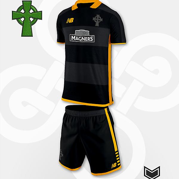 Celtic Glasgow - NB away fantasy kit