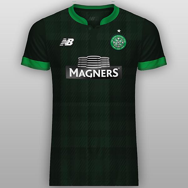Celtic Glasgow Away