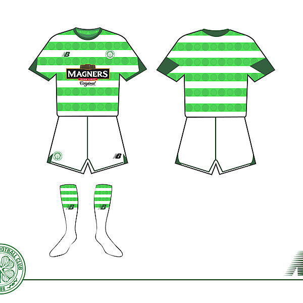 Celtic Home Kit