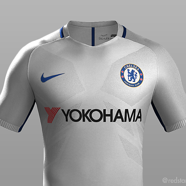 Chelsea Nike Kits Competition - CLOSED