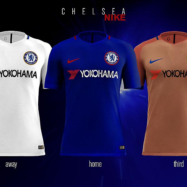 Chelsea by Nike 17-18