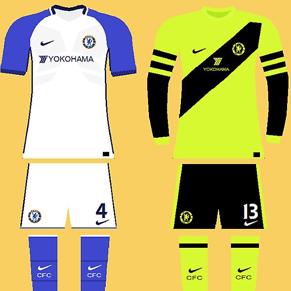 Chelsea concept kit 3 Nike