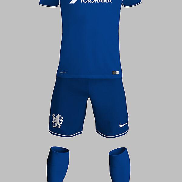 Chelsea Home x Nike