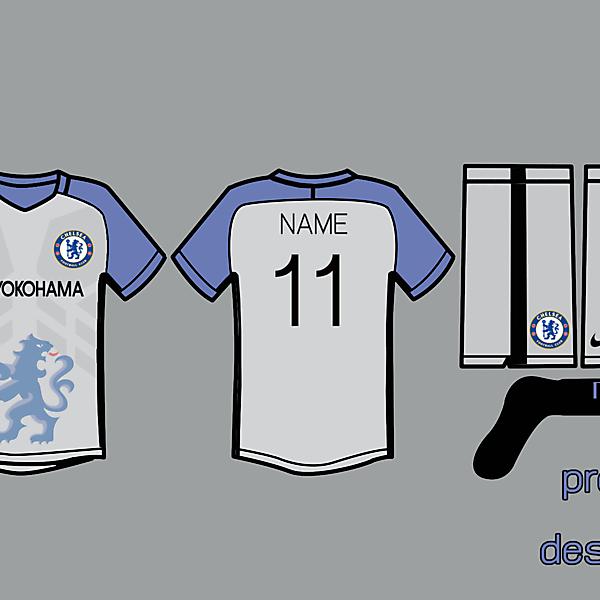 Chelsea kit 2016