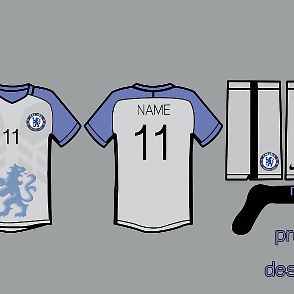 Chelsea kit nike 2016