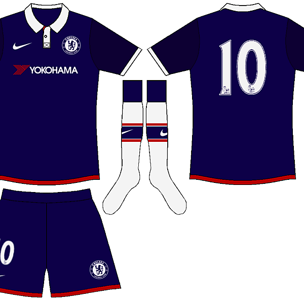 Chelsea Nike