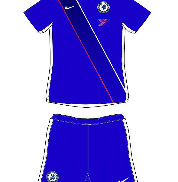Chelsea Nike 2017-18