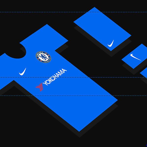 nike design for chelsea by nike
