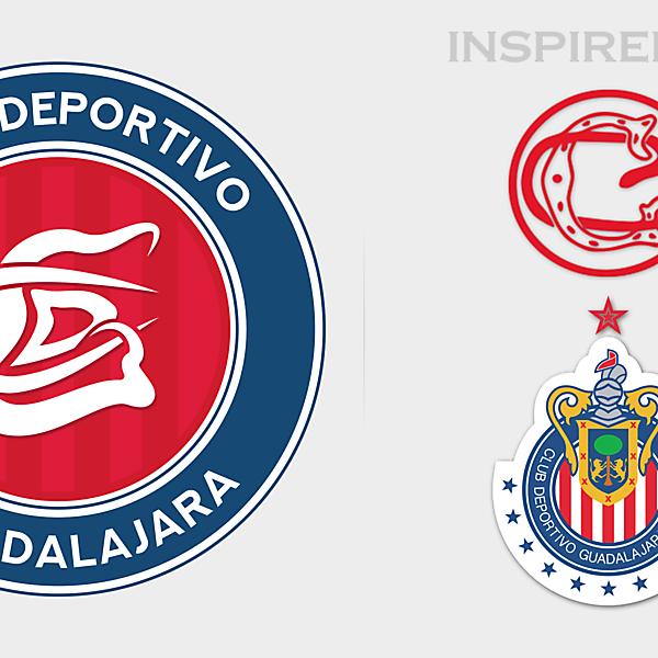 Chivas Crest Redesign Challenge [CLOSED]