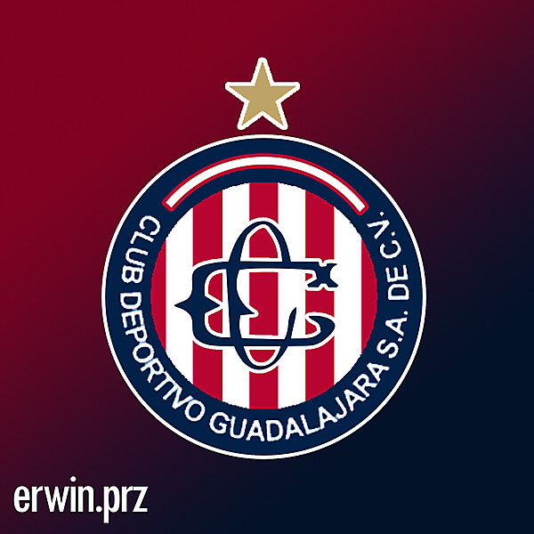 Chivas Crest Redesign Challenge [CLOSED]