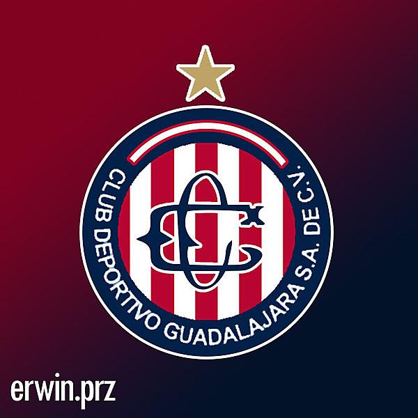Chivas Crest Redesign by erwin,prz
