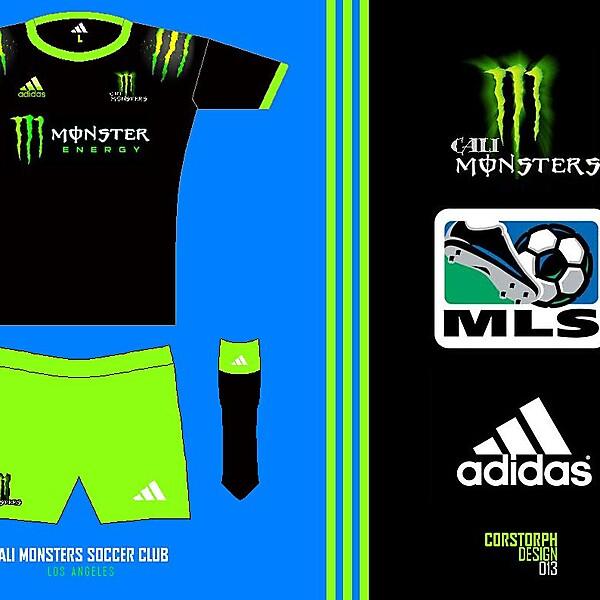 Cali Monsters