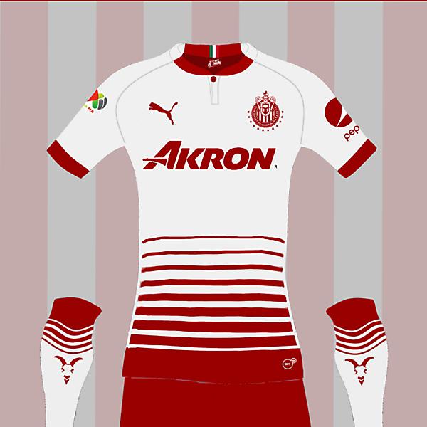 Chivas Away Kit
