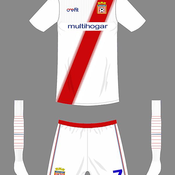 Curicó Unido home kit
